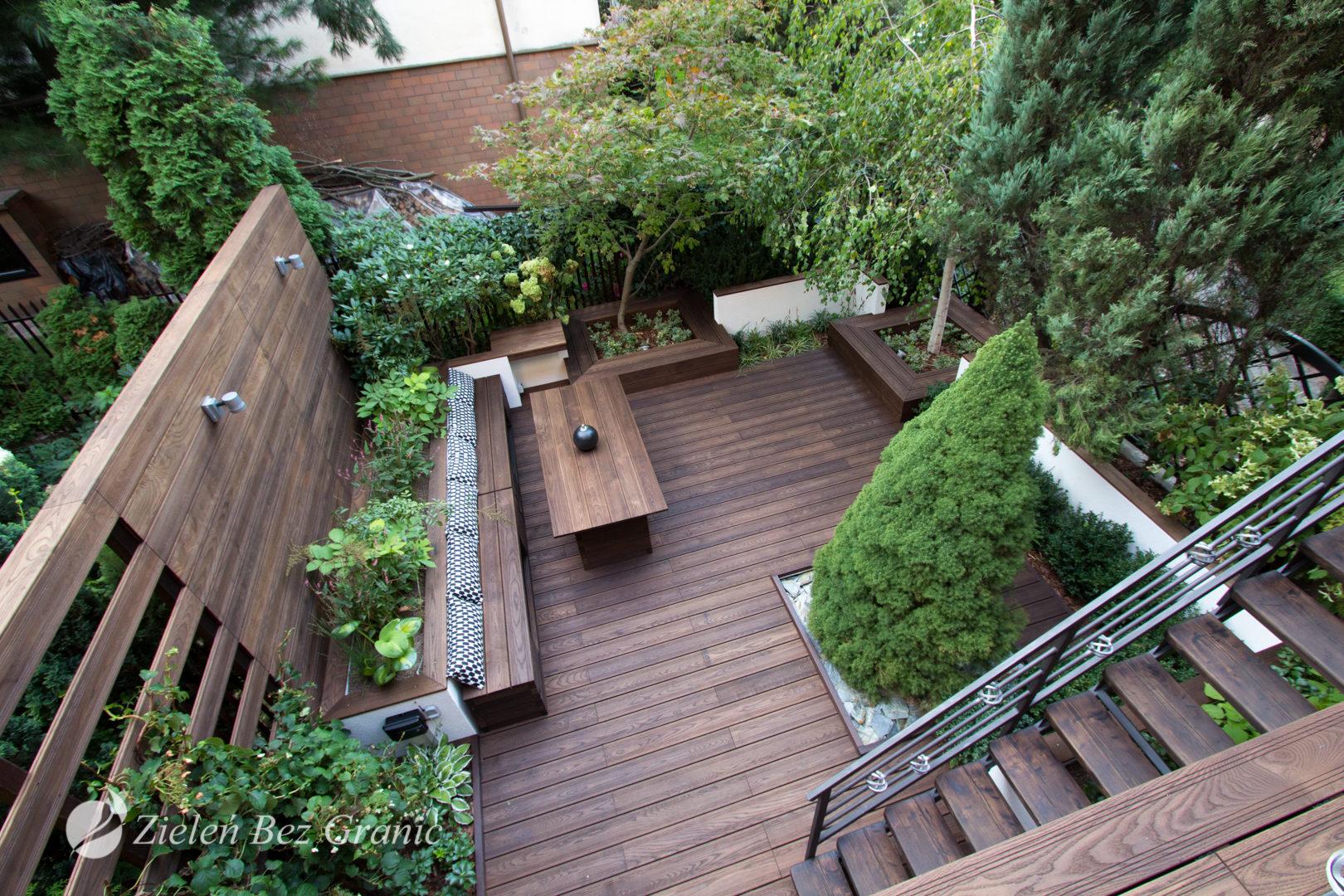 Praktyczny ogród przydomowy